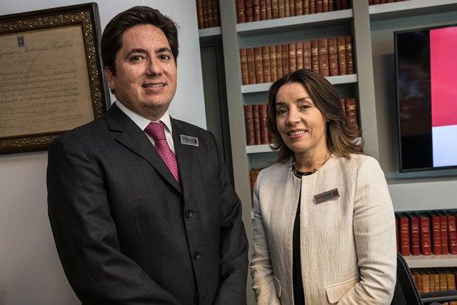Arturo Pino, Loreto Bresky