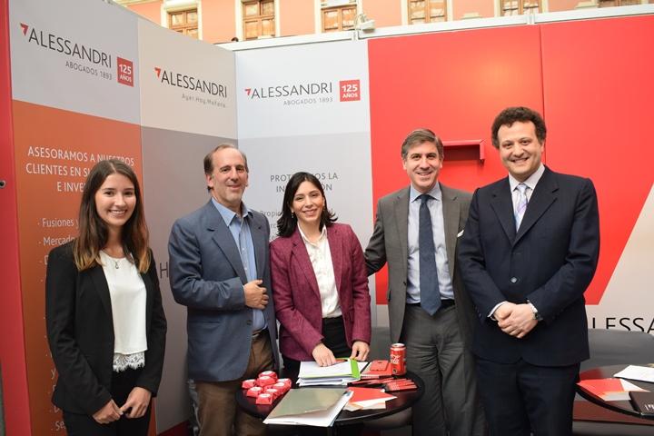 Santiago Ortúzar, Alejandra Lamilla, Juan Pablo Halpern